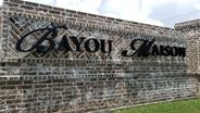 New Homes in Texas TX - Bayou Maison by Adams Homes