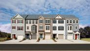 New Homes in Virginia VA - New Post Townhomes by Drees Custom Homes