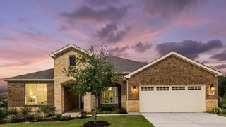 New Homes in Texas TX - Hill Country Retreat by Del Webb