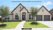 New Homes in Texas TX - River Rock Ranch by Perry Homes
