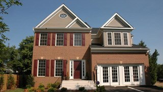 New Homes in North Carolina NC - Mackintosh On The Lake by TJW Homes