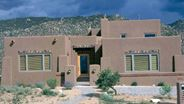 New Homes in New Mexico NM - Casa Que Pasa by John Kaltenbach Homes