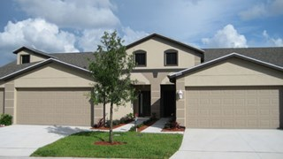New Homes in Florida FL - Windsor Place at River Ridge by Grandview Homes