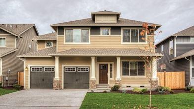 Puyallup new homes graham new homes graham wa new for Custom home builders puyallup wa