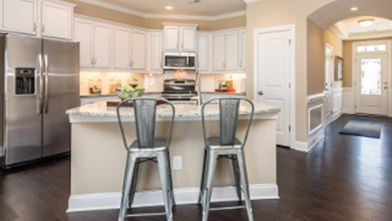 Savannah Townhomes By Eastwood Homes In Charlotte North